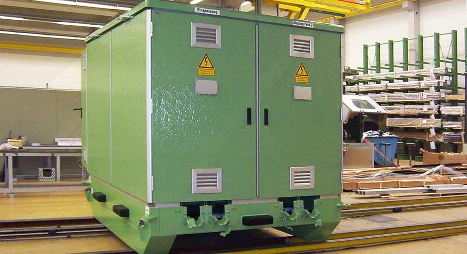 36 kV-Strossenschalter