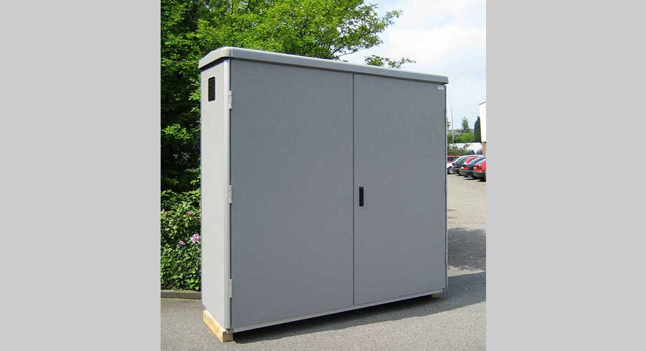 Gasdruckreglerstation Typ SG 252/075/209.