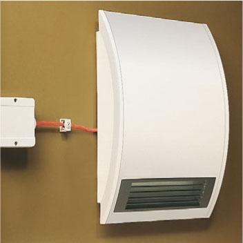 Heizung mit Überhitzungsschutz, Thermostat, lieferbar in verschiedenen Ausführungen
