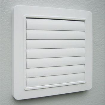Ventilator für Be- und / oder Entlüftung, lieferbar in verschiedenen Ausführungen