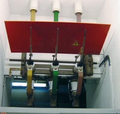 Elektrische Sicherheitsausrüstungen oder Betriebsmittel, die nicht mehr dem Stand der Normung und Technik entsprechen.